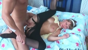 Watch from unfathomable face hole to wild anal fucking action right now